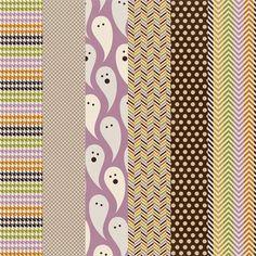 Scrapbooking TammyTags -- TT - Designer - Harper Finch, TT - Item - Paper, TT - Theme - Halloween