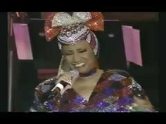 Celia Cruz - ''Usted Abuso'' - YouTube