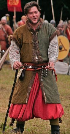 Native dress of Gremor