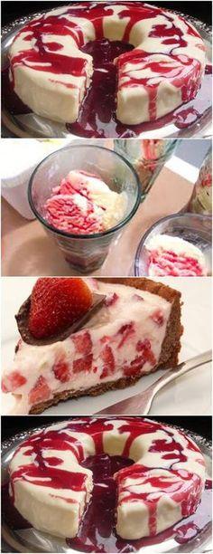 RECEITA QUE APRENDI COM UM CHEF,FICA FANTÁSTICO!! VEJA AQUI>>>Coloque em uma panela o leite condensado, o leite , as gemas sem pele e leve ao fogo brando, mexendo sem parar, até levantar fervura Em um recipiente a parte, bata as claras em neve, e depois acrescente o açucar e o creme de leite #receita#bolo#torta#doce#sobremesa#aniversario#pudim#mousse#pave#Cheesecake#chocolate#confeitaria