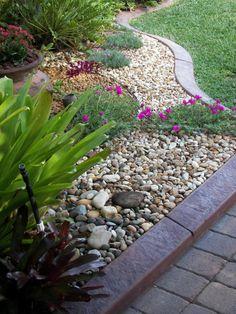 Landscaping Ideas > Landscape Design > Pictures: SOUTH FLA Rock Garden Landscape