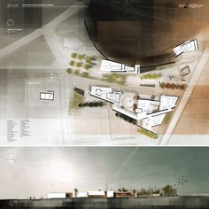 Eptagonia Agricultural Heritage Museum by antonis tzortzis, via Behance
