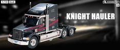 Tamiya 56314 1/14 Knight Hauler Semi Kit