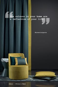 Interior Design Quotes, Home Interior Design, Interior Styling, Furniture Quotes, Furniture Ads, Home Decor Quotes, Home Quotes And Sayings, Blue And White Pillows, Layout