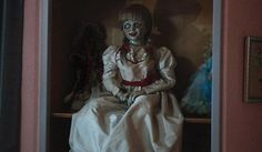 "If there's anyone who knows Annabelle isn't as innocent as she looks, it's Lorraine Warren.  A self-described ""trance medium,"" Warren first encountered the doll immortalized in The Conjuring and its new follow-up, Annabelle, in the 1970s.  As depicted in the opening scene of The Conjuring, the young people told the Warrens a psychic had warned that their doll was possessed by the spirit of a deceased 7-year-old girl named Annabelle Higgins."