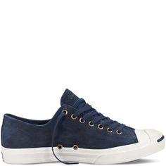 Jack Purcell Suede navy