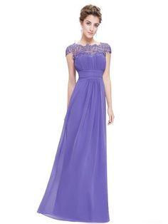 KATIE Dress - Lavender