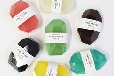 Le savon c'est comme une pierre précieuse / étapes: design & culture visuelle