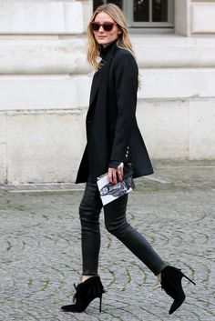 The 8 Shoes Olivia Palermo Keeps in Her Wardrobe — and You Should Too