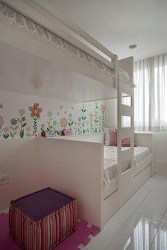 Cobertura Duplex Edifício Mandarim (Condomínio Península) / Cadore Arquitetura #bedroom #kids