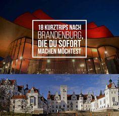 18 Kurztrips nach Brandenburg, die Du sofort machen möchtest