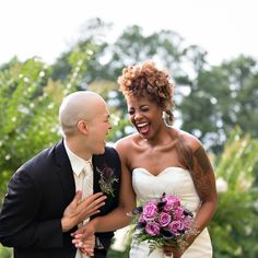 Phylicia // Natural Hair Bride
