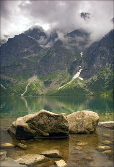 Morskie Oko, Tatry - Polish Mountains