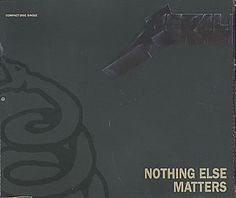"For Sale -Metallica Nothing Else Matters Germany  CD single (CD5 / 5"")- See this and 250,000 other rare and vintage records & CDs at http://eil.com/"