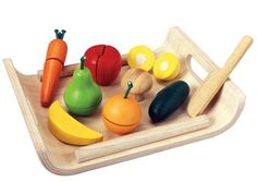Plan Toys Assorted Fruits and Vegetables (Solid Wood Version) Plan Toys http://smile.amazon.com/dp/B000I8UK04/ref=cm_sw_r_pi_dp_1v--tb04HQ8ZA