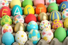 Easter Egg hunts are always great fun for kids of all ages. Make this years search even more exciting with these creative ideas that are sure to delight al