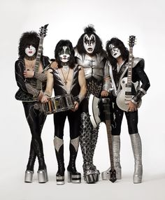 Image Detail for - KISS | Revolver Promotion