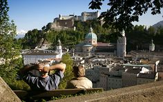 Salzburg Altstadt (Old Town) & Castle