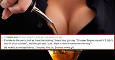8 People Reveal the Smoothest Pick-Up Lines They've Seen at a Bar