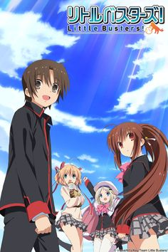 Little Busters! Anime ENG-Sub