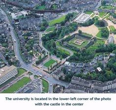 L'Universite de Caen, France. I spent foreign study there in the 70s. Actually it was a dreary place. Why did I pin it to favorites? Go figure.