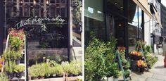 that flower cafe shoreditch london  #shoreditch #london #that #flower #shop #acehotel