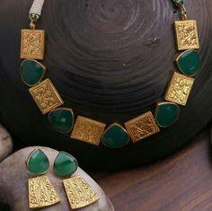 Antique Emeralds