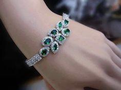 Bracelets stone diamond WOMEN'S FINE BRACELETS - http://amzn.to/2ikysTF