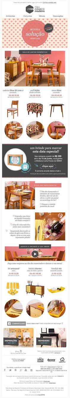 #email #newsletter #web #online #romance #love #lovely #hearts #brazil #meumoveldemadeira #furniture