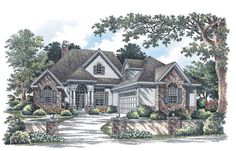 The Godfrey House Plan Images - See Photos of Don Gardner House ...