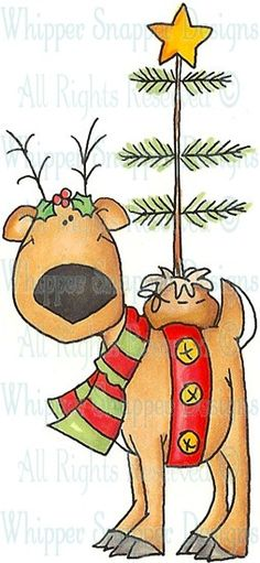 Comet - Christmas Images - Christmas - Rubber Stamps - Shop