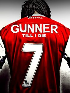 I was born on the Brady was Arsenal's greatest number 7 and I will always be a Gunner! Arsenal Players, Arsenal Fc, Arsenal Jersey, Best Football Team, Arsenal Football, Arsenal Wallpapers, Club Poster, English Premier League, North London