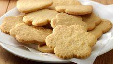 Εύκολα μπισκότα Biscuit Cookies, Shortbread Cookies, Desserts With Biscuits, Open Kitchen, Nutella, Baking Recipes, Food, Inspireren, Google Search