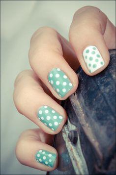 #CuteNails for at summer full of #NailArt by Cyndi at www.house-of-enchantment.com