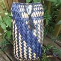 Pikau - Kahurangi / natural Flax Flowers, Weaving, Natural, Fashion, Maori, Moda, Fashion Styles, Loom Weaving, Crocheting