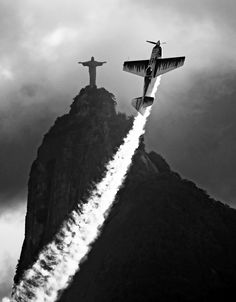 Up in the air...Rio