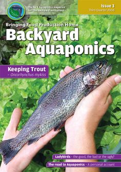 Aquaponics how to at http://diyaquaponicshowto.info/ - Google Image Result for http://www.byapmagazine.com/images/magcover3.jpg