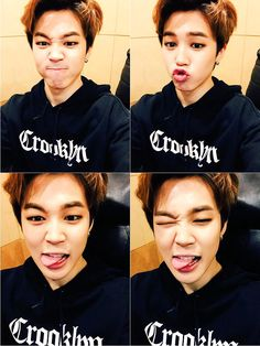 Discovered by jimin__. Find images and videos about kpop, bts and bangtan boys on We Heart It - the app to get lost in what you love. Jimin Selca, Bts Bangtan Boy, Bts Boys, Bts Suga, Jhope, Taehyung, Namjoon, Hoseok, Park Ji Min
