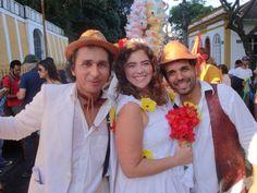 """""""O Casamento do Coco com Cordel"""" :: Performance teatral."""