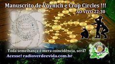 Morada dos Guerreiros Escolhidos: Manuscrito de Voynich e Crop Circles