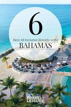 Die allerbesten All-inclusive-Resorts auf den Bahamas - Urlaub Bahamas All Inclusive, Bahamas Honeymoon, Best All Inclusive Resorts, Bahamas Beach, Honeymoon Destinations All Inclusive, Travel Destinations, Bahamas Vacation All Inclusive, The Bahamas, Best Bahamas Resorts