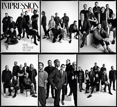 Photos of the #NYMFW designers by Danny Clinch for The Impression magazine. #fashion #photography #newyork