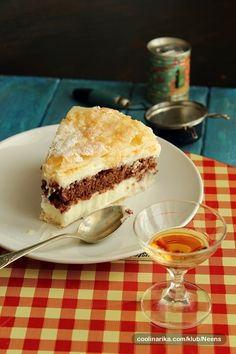 Juliška —  traditional Croatian dessert