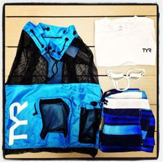 Father's Day is this Sunday!! Shop TYR.com for the sporty Dad in your life :)