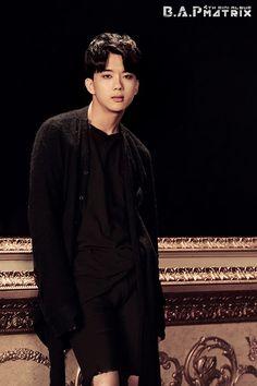 "B.A.P ""MATRIX"" Youngjae #bap #younjae"