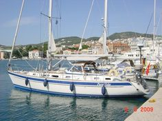 2005 Hallberg-Rassy 43 Scandinavia Sail Boat For Sale - www.yachtworld.com