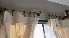 3 Nice ideas: Hanging Curtains In Kitchen rustic curtains website.Bathroom Curtains For Teens yellow curtains gray couch. Cheap Curtain Rods, Cheap Curtains, Diy Curtains, Homemade Curtains, Luxury Curtains, Yellow Curtains, Gold Curtains, Floral Curtains, Velvet Curtains