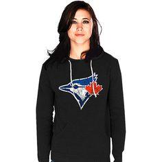 Toronto Blue Jays Women's Pullover Triblend Hood by Majestic Threads  - MLB.com Shop
