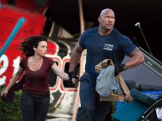 San Andreas Opening Weekend - New Record For The Rock  #sanandreas #hollywood #moviereview
