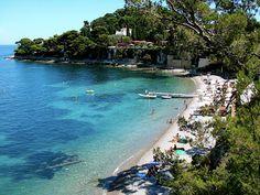 Paloma Beach, Cap Ferrat, French Riviera